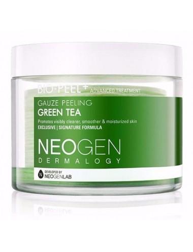 Exfoliante Facial NEOGEN Bio-Peel Gauze Peeling Green Tea