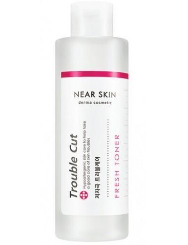 Tónico para piel grasa y acneica - Missha Near Skin Trouble Cut Fresh Toner