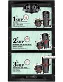 Kit Anti Puntos Negros Secret Key Black Out Pore 3 Step  Nose Pack