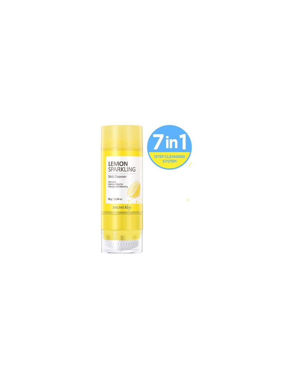 Bálsamo Desmaquillante Secret Key Lemon Sparkling Stick Cleanser