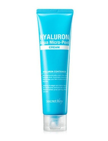 Crema Hidratante Secret Key Hyaluron Aqua Micro-Peel Cream