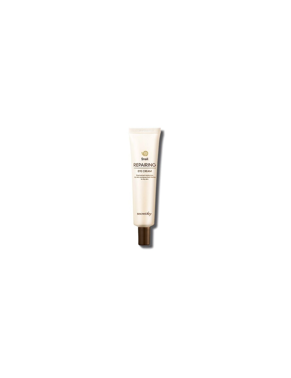 Contorno de Ojos Antiojeras y Antiarrugas Secret Key Snail Reparing Eye Cream