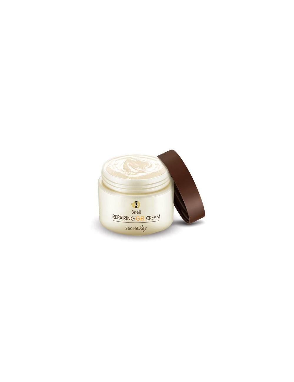 Crema Hidratante y Regenerante Secret Key Snail Reparing Gel Cream