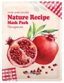 Mascarilla Reafirmante y Revilalizante Secret Key Nature Recipe Mask Pomegranate