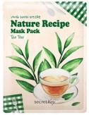 Mascarilla Calmante Secret Key Nature Recipe Mask Tea Tree
