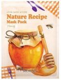 Mascarilla Reafirmante y Nutritiva Secret Key Nature Recipe Mask Honey