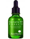 Serum Calmante y Anti-edad Pureheals Centella 90 Ampoule