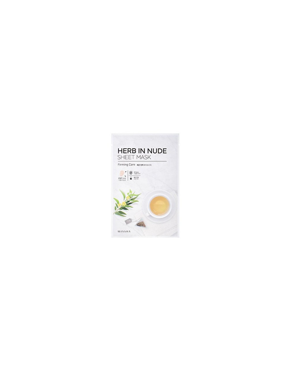 Mascarilla Reafirmante Herb In Nude Sheet Mask (Firming Care)