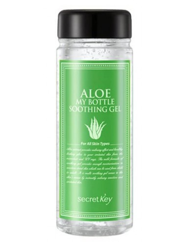 Gel de Aloe Secret Key Aloe My Bottle Soothing Gel