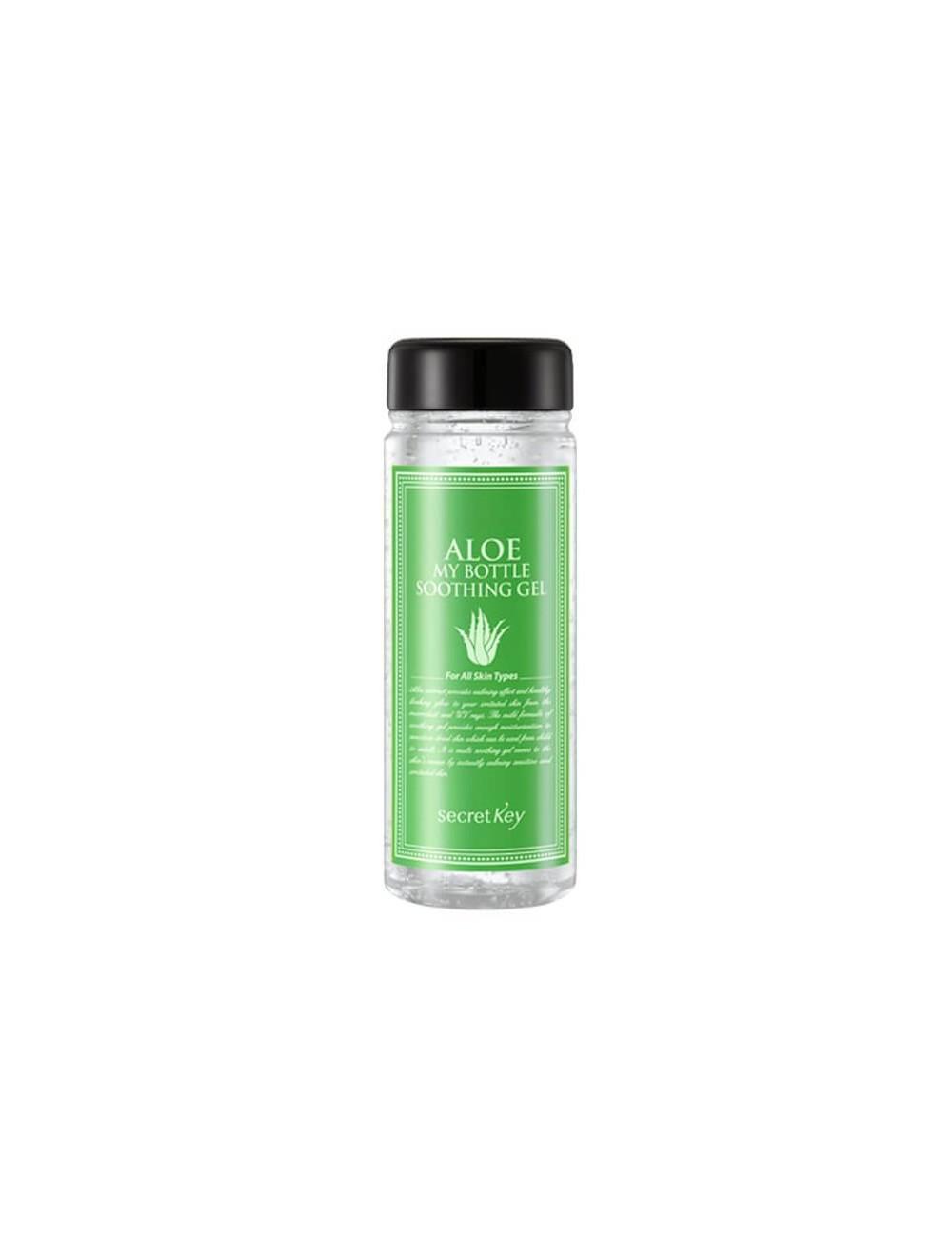 Gel de Aloe Secret Key Aloe My Bottle Soothing Gel