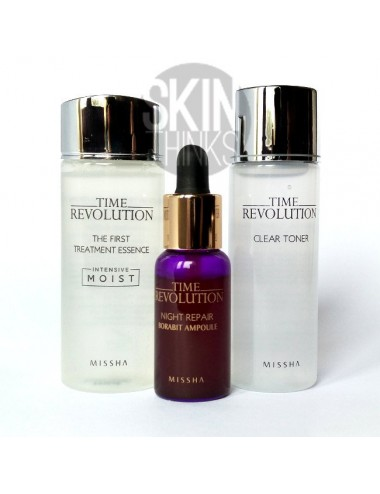 Time Revolution Best Seller Trial Set