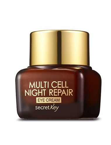 Contorno Reparador Nocturno Secret Key Multi Cell Night Repair Eye Cream