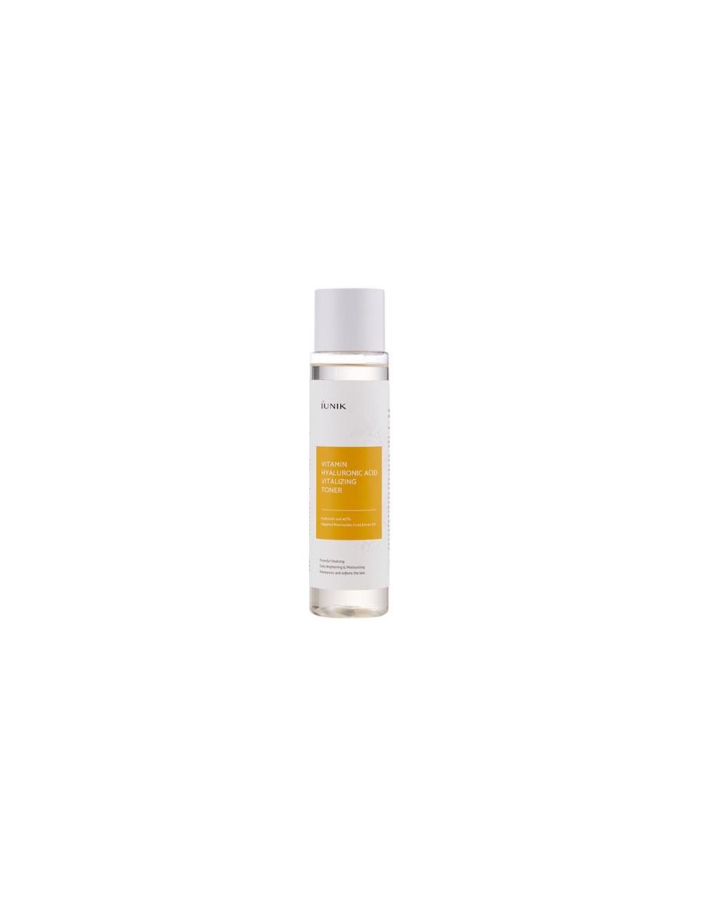 iUnik  Tónico Hidratante con Vitaminas Vitamin Hyaluronic Acid Vitalizing Toner