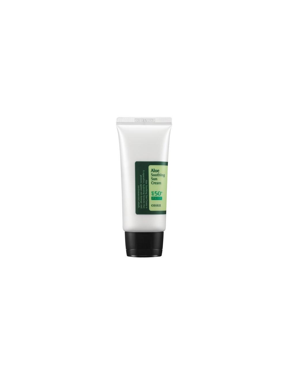 Protector Solar Facial COSRX Aloe Soothing Sun Cream SPF 50+ PA+++