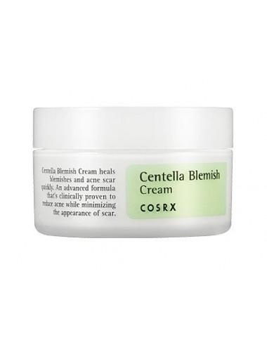 Crema Calmante y Reparadora COSRX Centella Blemish Cream