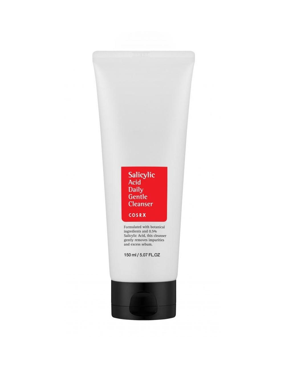 Espuma limpiadora COSRX Salicylic Acid Daily Gentle Cleanser