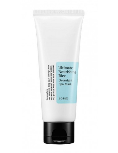 Mascarilla Nocturna COSRX Ultimate Nourishing Rice Overnight Spa Mask
