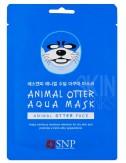 Mascarilla Calmante SNP Animal Otter Aqua Mask