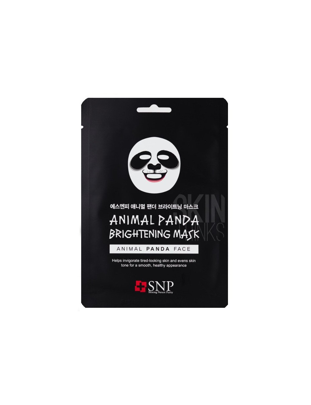 Mascarilla Calmante SNP Animal Panda Brightening Mask