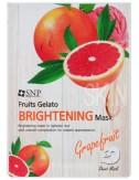 Mascarilla Iluminadora SNP Fruits Gelato Brightening Mask