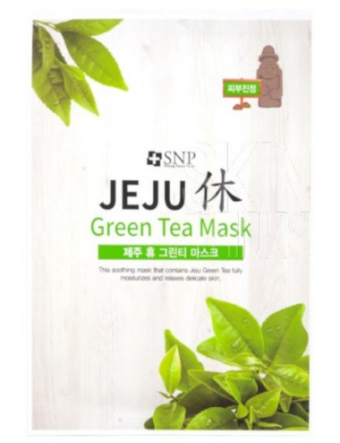 Mascarilla Calmante SNP Rest Gren Tea Mask