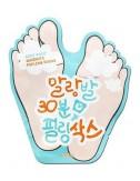 Calcetines Exfoliantes para Pies A'pieu Soft Foot 30 Minute Peeling Socks