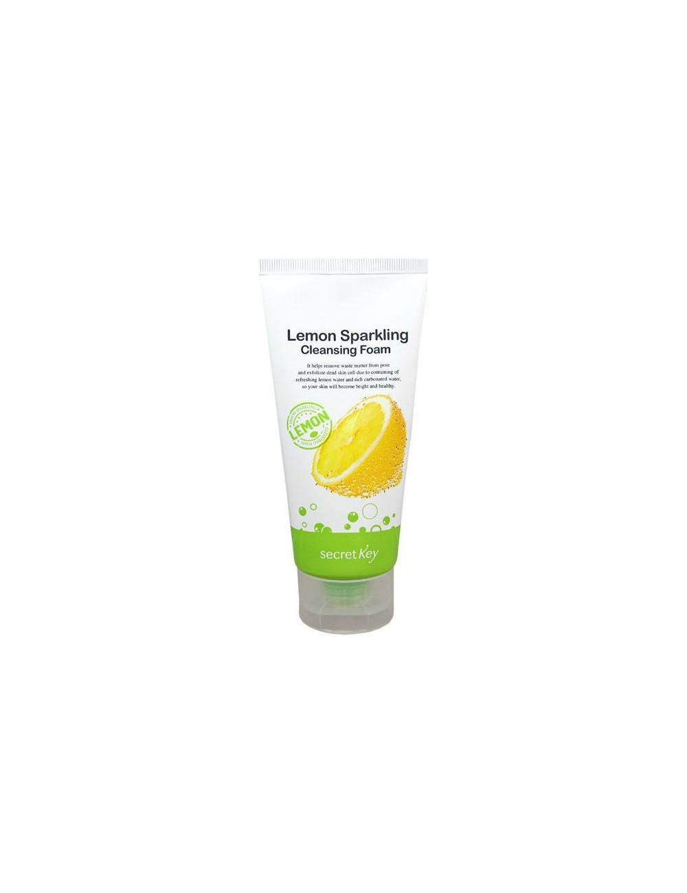 Aceite Desmaquillante Secret Key Lemon Sparkling Cleansing Oil