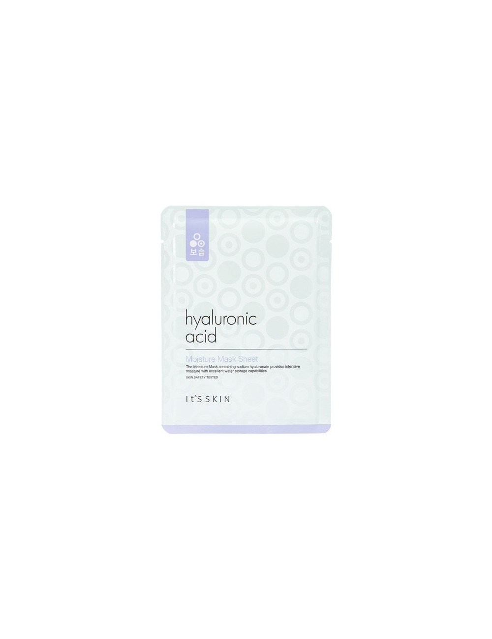 Mascarilla Hidratante It's Skin Hyaluronic Acid Mask Sheet