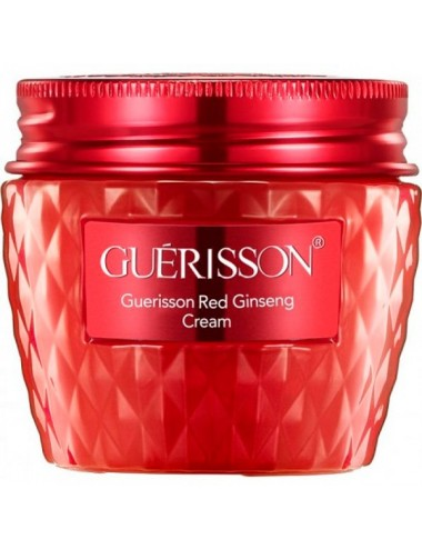 Crema Revitalizante y Anti-Edad Guerisson Red Ginseng Cream  - 60gr