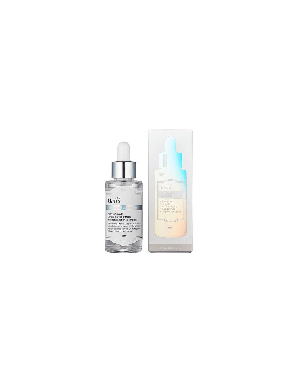 Serum Vitamina C Klairs Freshly Juiced Vitamin Drop