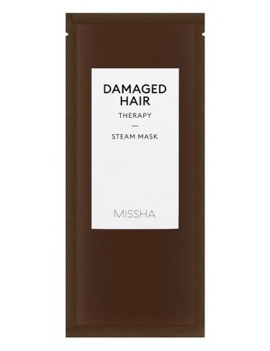 Mascarilla Capilar Intensiva MISSHA Damaged Hair Therapy Steam Mask