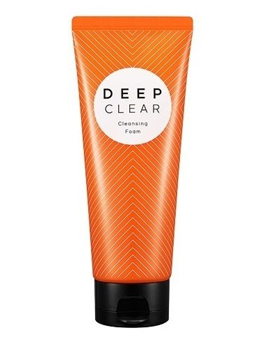 Espuma Limpiadora Missha Deep Clear Cleansing Foam