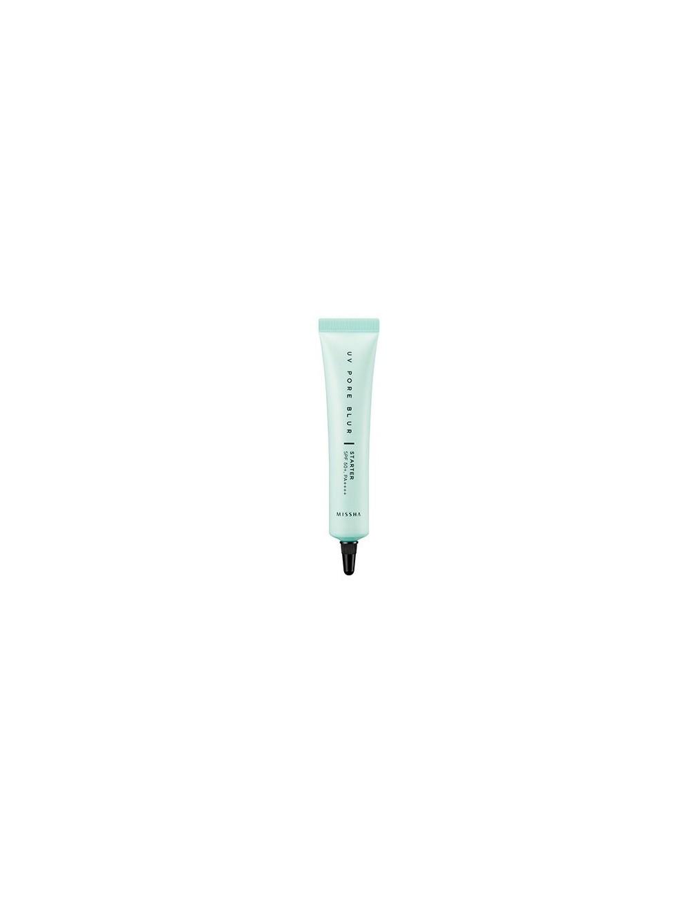 Primer con Protección Solar MISSHA UV Pore Blur Starter SPF50 + / PA ++++