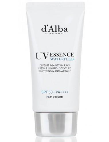 Crema Solar d'Alba Piedmont UV Essence Waterfull+ SPF50+ PA ++++
