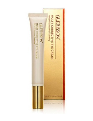 Contorno de Ojos Antiojeras y Anti-Edad Guerisson Multi Corrective Eye Cream