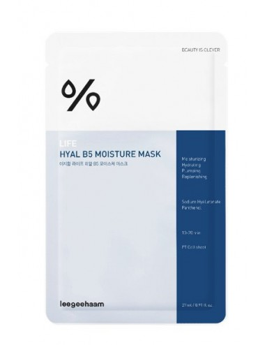 Mascarilla Hidratante Leegeehaam Hyal B5 Moisture Mask