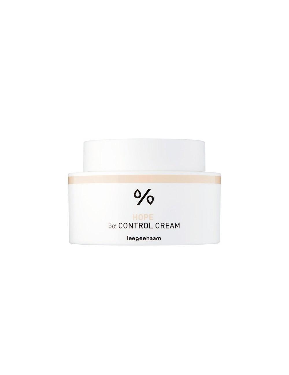 Crema hidratante Leegeehaam Hope 5 Alpha Control Cream