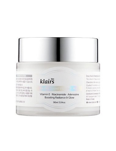 Mascarilla con Vitamina E Klairs Freshly Juiced Vitamin E Mask