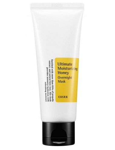 Mascarilla Nocturna COSRX Ultimate Moisturizing Honey Overnight Mask