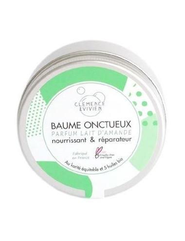 Bálsamo Nutritivo y Reparador Clémence & Vivien Baume Onctueux (Fragancia de Almendras)