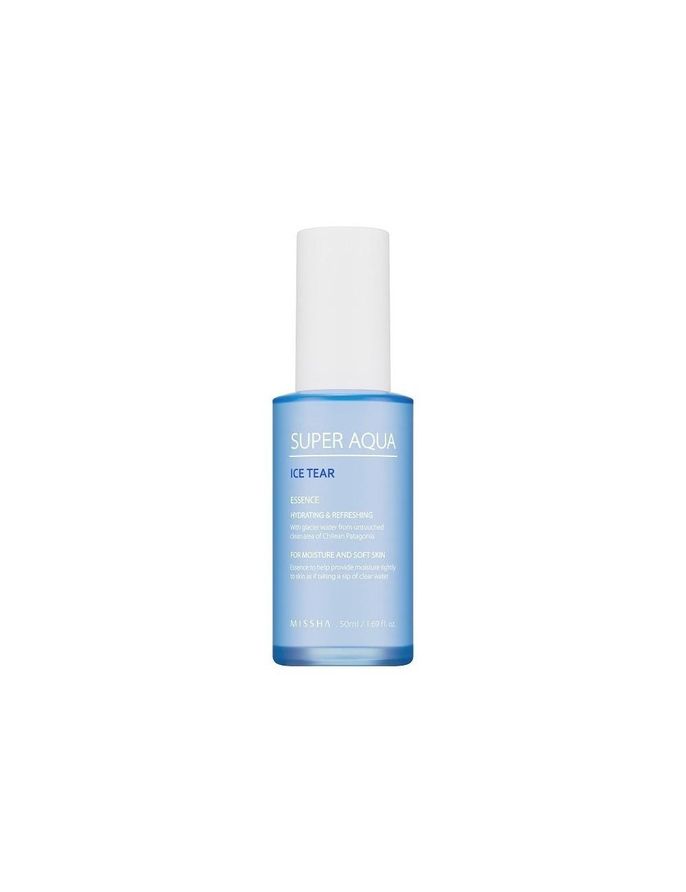 MISSHA Super Aqua Ice Tear Essence - Esencia Hidratante