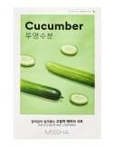 Mascarilla Hidratante MISSHA Airy Fit Sheet Mask (Cucumber)
