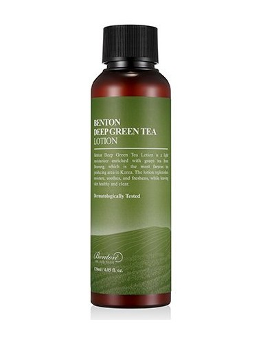 Loción Hidratante - Benton Deep Green Tea Lotion