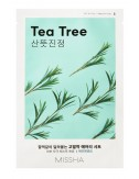 Mascarilla Calmante MISSHA Airy Fit Sheet Mask (Tea Tree)