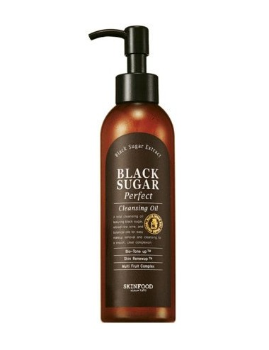 Aceite Desmaquillante SkinFood Black Sugar Perfect Cleansing Oil