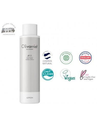 Tónico Hidratante Vegano - Olivarrier Dual Moist Toning Lotion