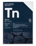 Mascarilla Purificante MISSHA Phyto-Chemical Skin Suplement Sheet Mask Tannin