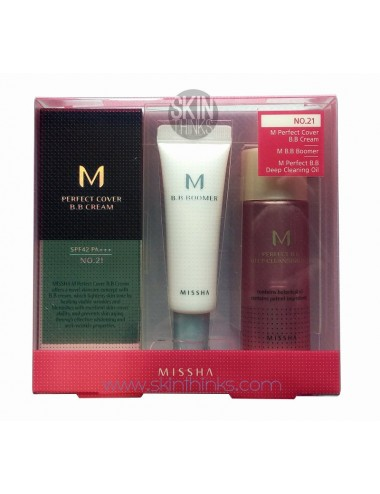 Missha Perfect Cover All in One Kit N 23