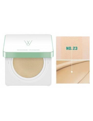 Maquillaje Calmante con Protección Solar A'pieu Wonder Tension Madecassoside N.23