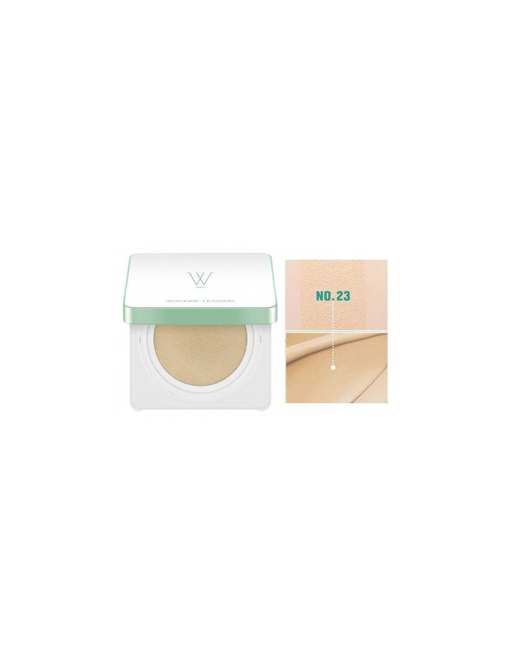 Maquillaje Calmante con Protección Solar Iluminadora A'pieu Wonder Tension Madecassoside N.23